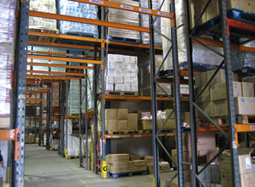Paperline's Warehouse
