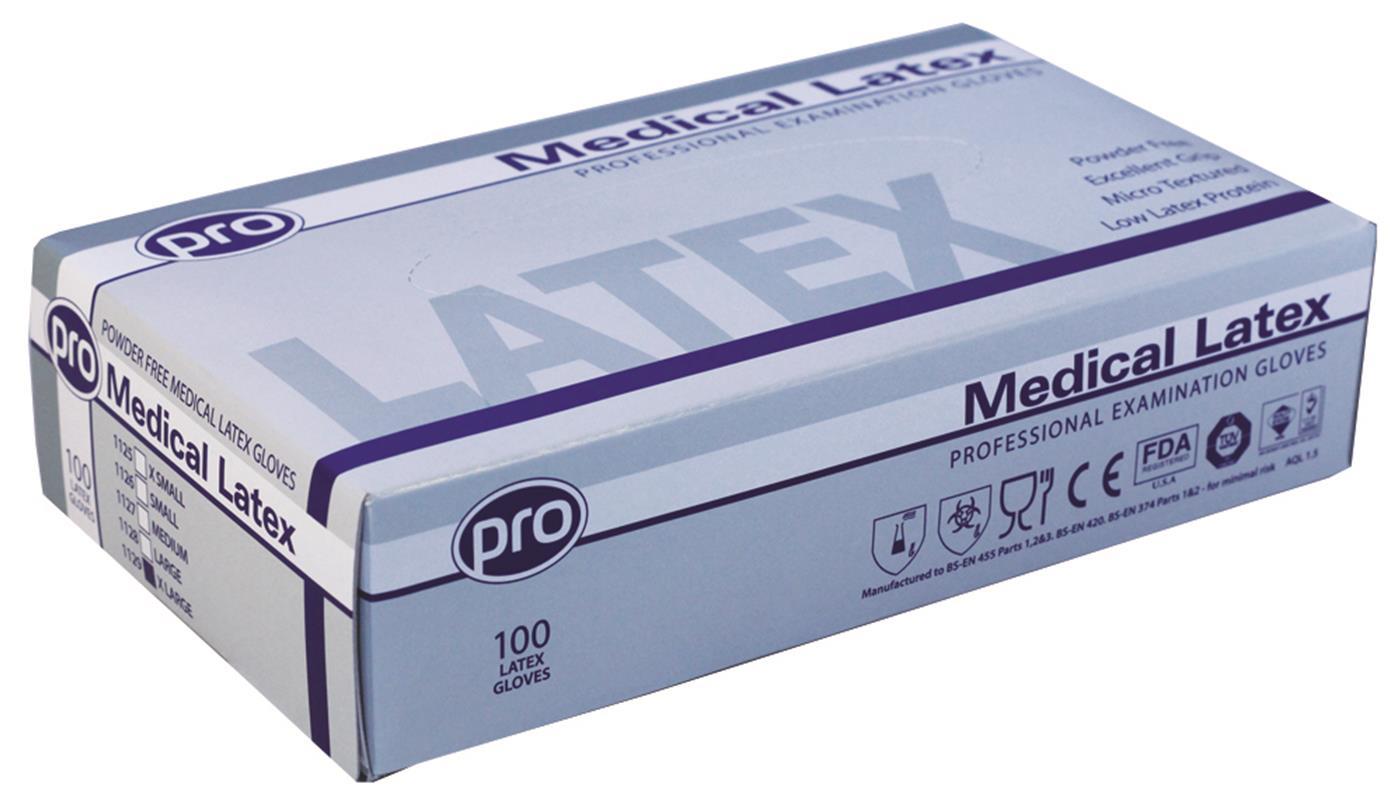 06ef448adfc73 PRO Powder-Free Medical Latex Gloves