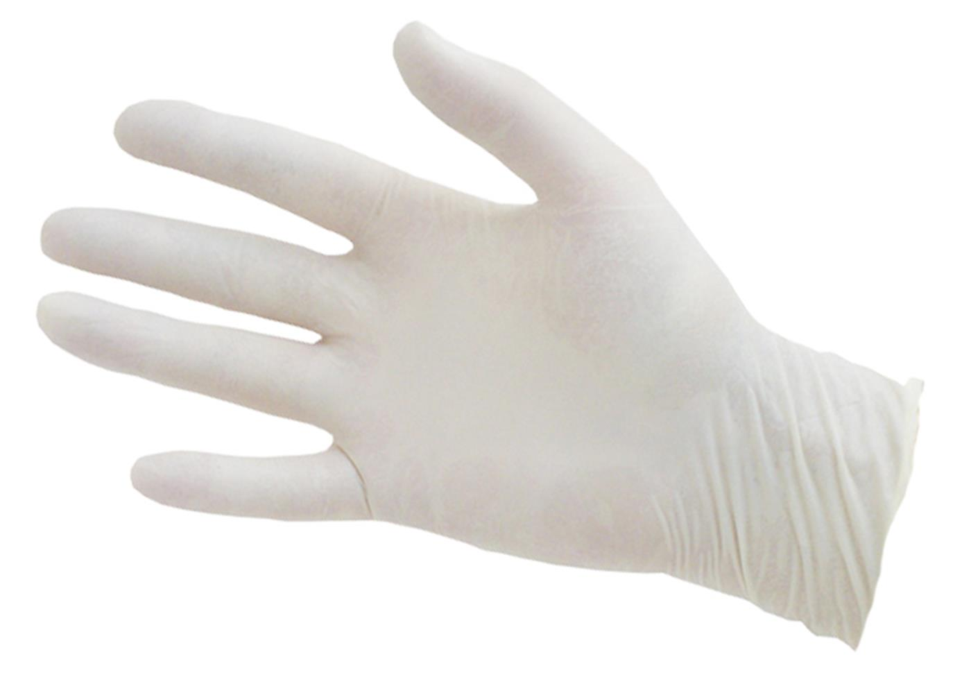 PRO Powdered Latex Gloves Industrial Grade