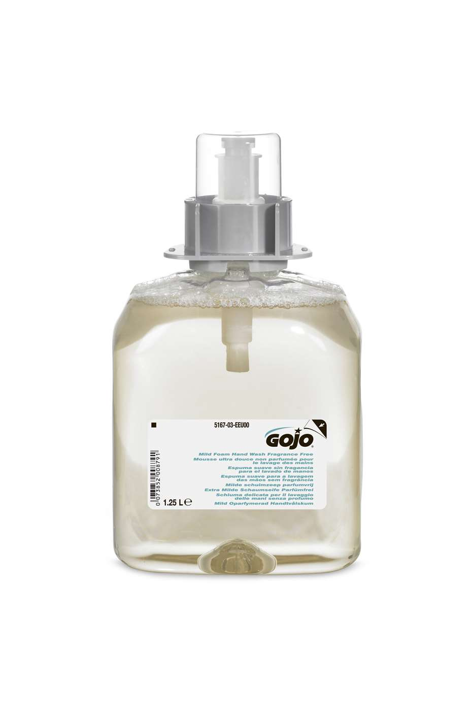 GOJO FMX Mild Foam Soap 1250ml Refill