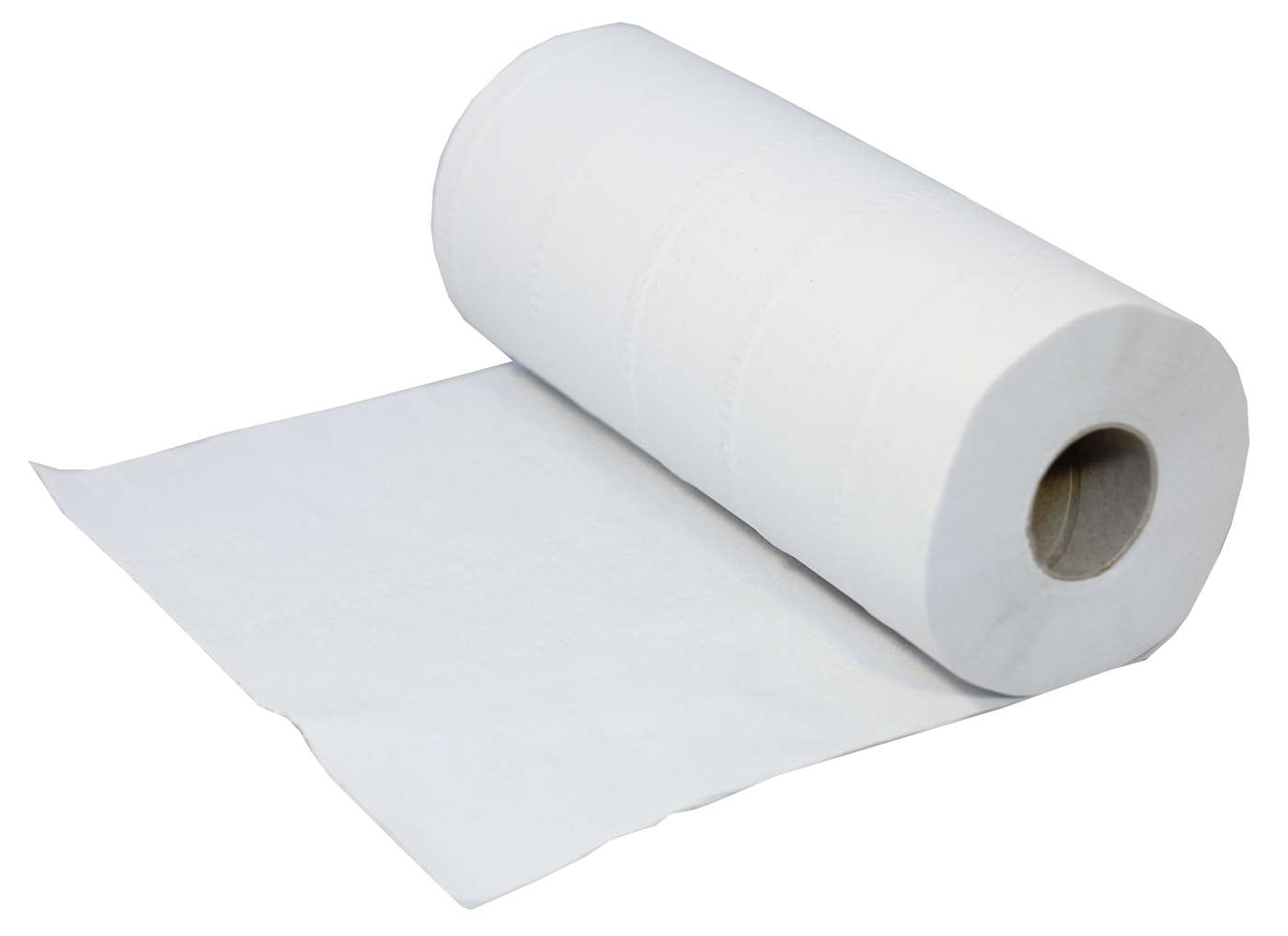 PRO Hygiene Roll 2 Ply White 25cm x 40m 100 sheets per roll