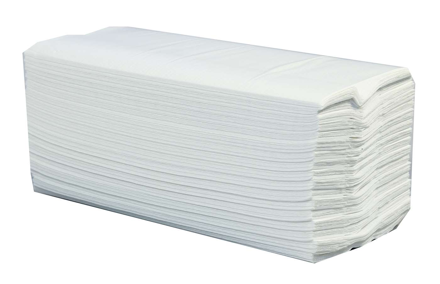 C Fold 2 Ply White Pure Pulp Paper Hand Towels
