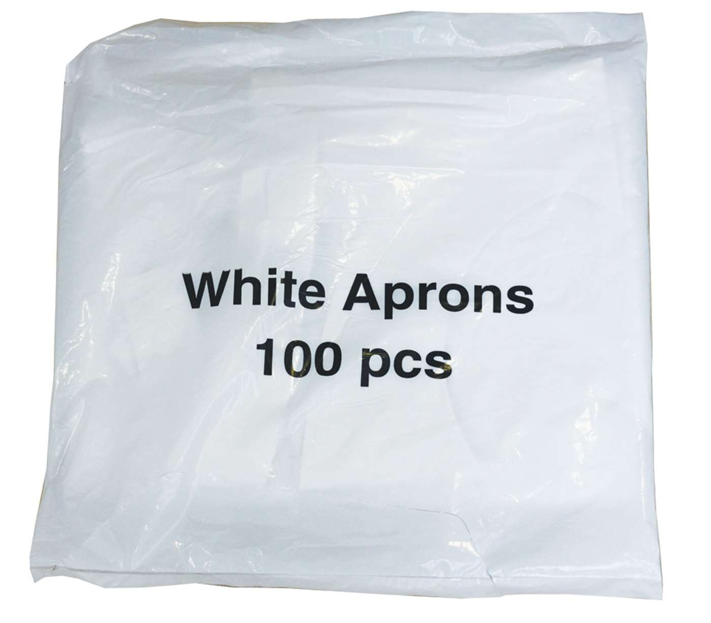 White Professional Disposable Aprons