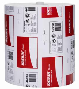 Katrin Classic System Paper Towel M2 White 460102