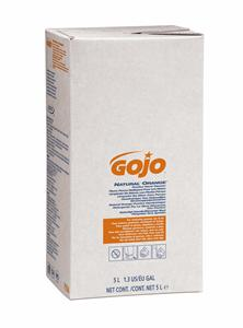 GOJO Natural Orange Hand Cleaner 5000ml Refill
