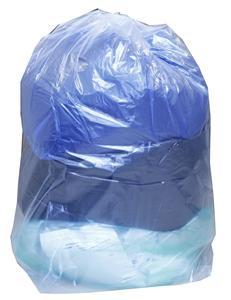 ICEBERG Clear Compactor Sacks