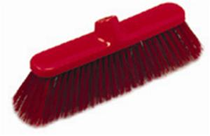 "Hard Red 12"" Broom Head"