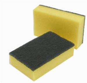 Foam Backed Scourers