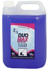 DuoMax Concentrated Floor Cleaner 2 x 5L