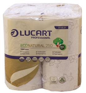 Lucart EcoNatural Toilet Rolls 2 Ply