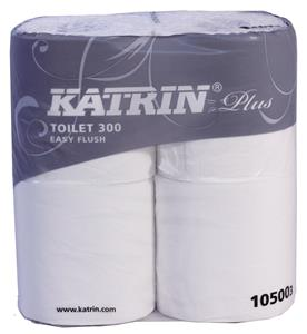 Katrin Plus Easy-Flush Toilet Rolls 105003