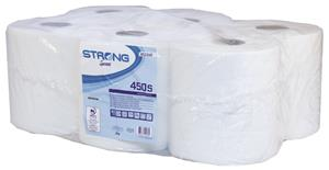 Lucart Strong 2 Ply White 20cm x 135m