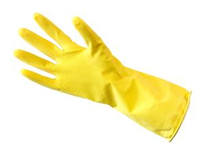 PRO Yellow Household Gloves