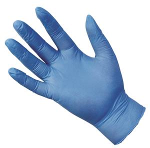 Pro Ultraflex Blue Nitrile Gloves