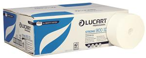 Lucart IDENTITY Strong 2 Ply White Toilet Tissue