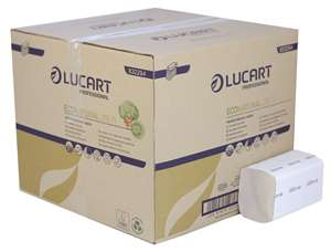 Lucart L-ONE EcoNatural Dispenser Napkin 2 Ply Havana 832294