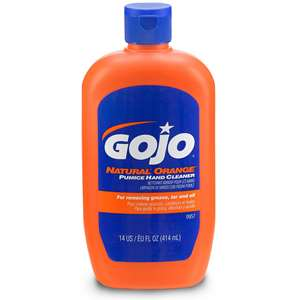 GOJO Orange Hand Cleaner 0957-12