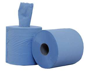 Standard Centrefeed 3 Ply Blue