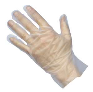 PRO POLYStretch Clear Gloves
