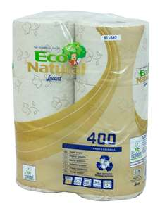Lucart EcoNatural 2 Ply Toilet Rolls 811832